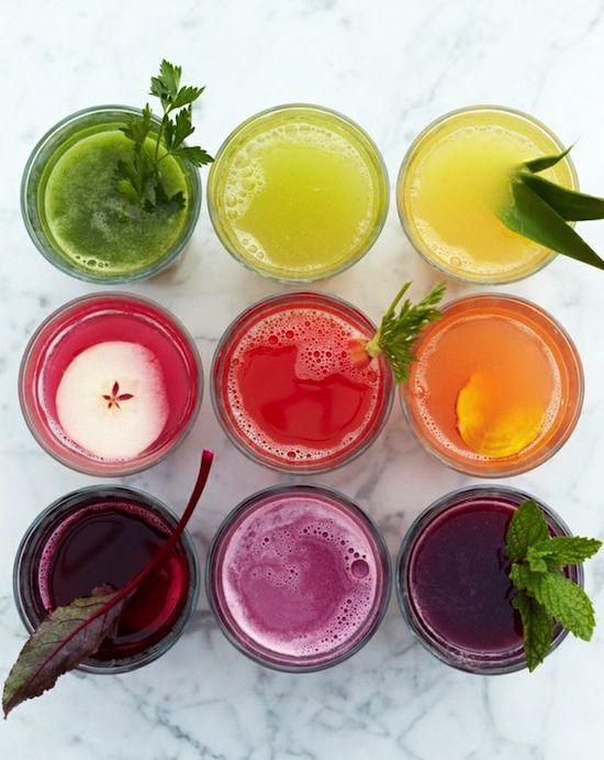 Công thức giảm cân nhanh sau 7 ngày detox bằng nước hoa quả2