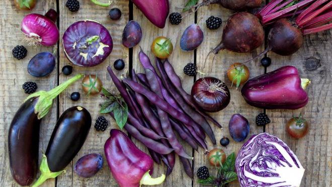 Màu sắc của thực phẩm nói lên điều gì?5