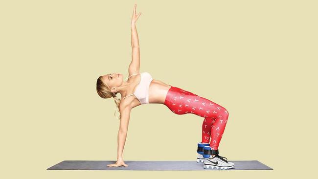 4 động tác giúp người tập đánh tan mỡ thừa hiệu quả4