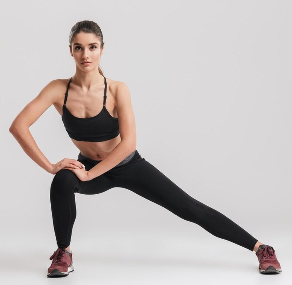 4 động tác giúp người tập đánh tan mỡ thừa hiệu quả5