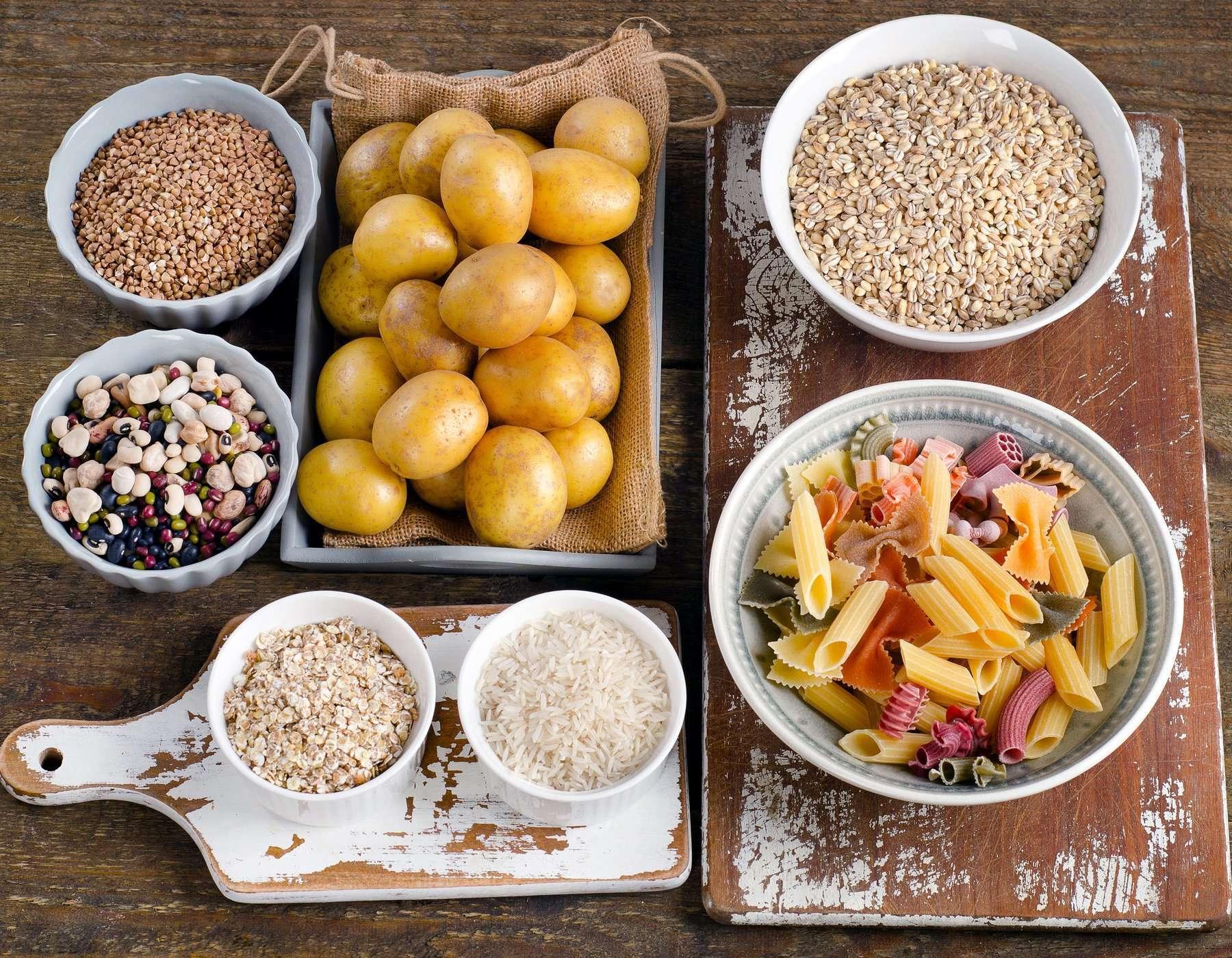 Bật mí cách giảm béo bằng cách kiểm soát chặt lượng tinh bột và chất béo3
