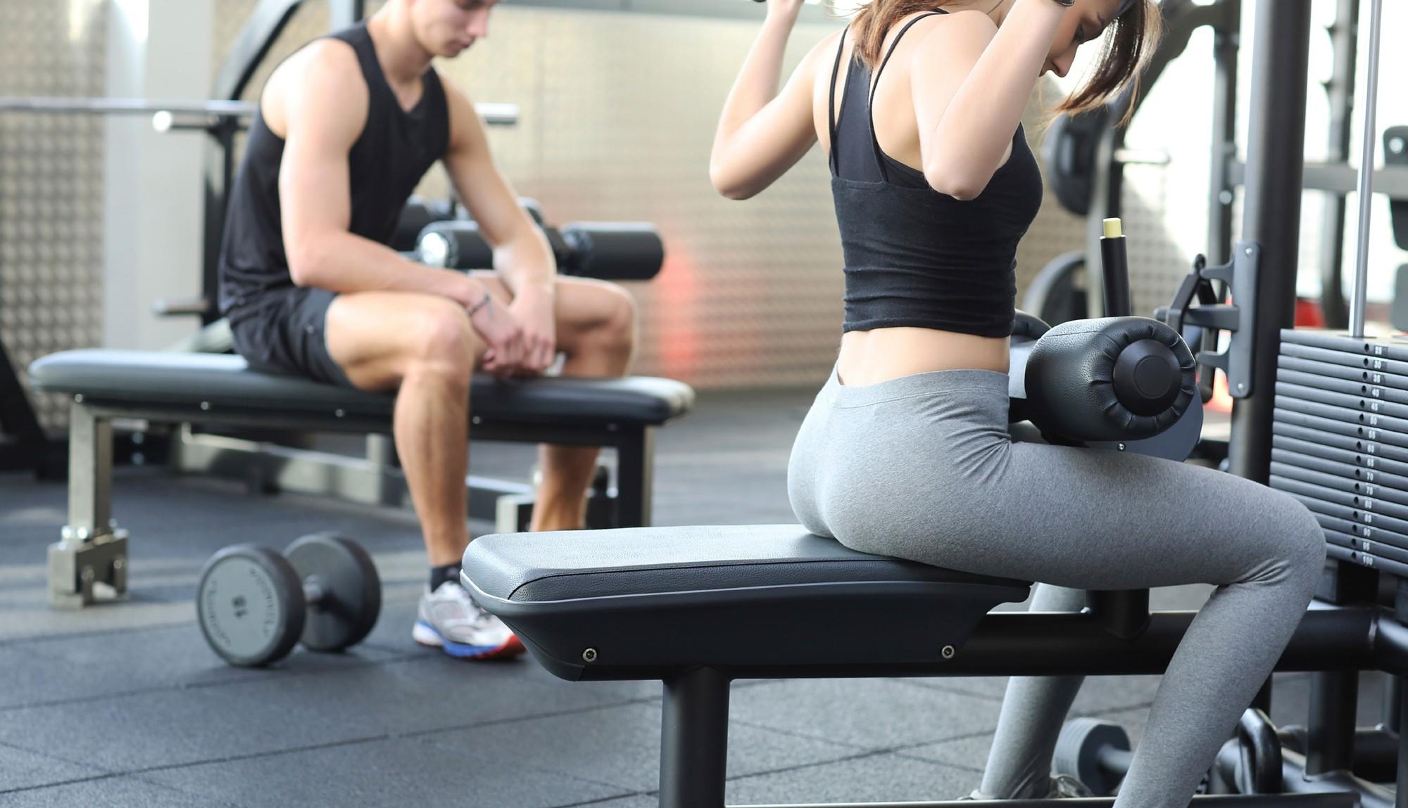 Cần bỏ ngay thói quen cố giảm cân nhanh bằng cách tập gym quá sức5