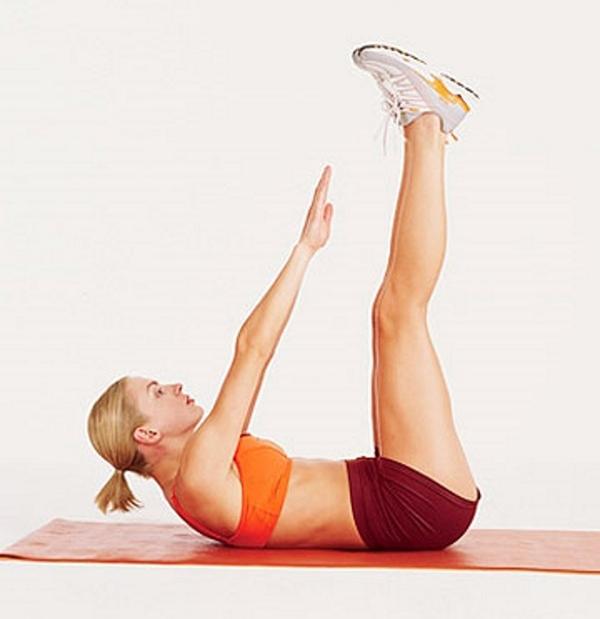 Chỉ cần dành 30 phút tập 5 động tác này mỗi ngày giúp bạn giảm mỡ toàn thân4