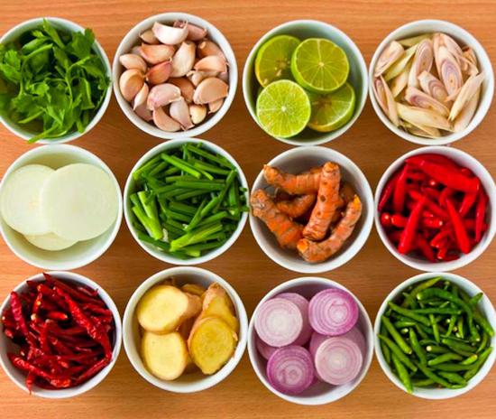 Những loại thực phẩm nên được sử dụng trong chế độ Detox kết hợp ăn uống8