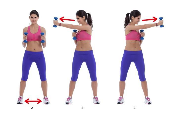 3 công dụng tuyệt vời khi kiên trì tập luyện squat
