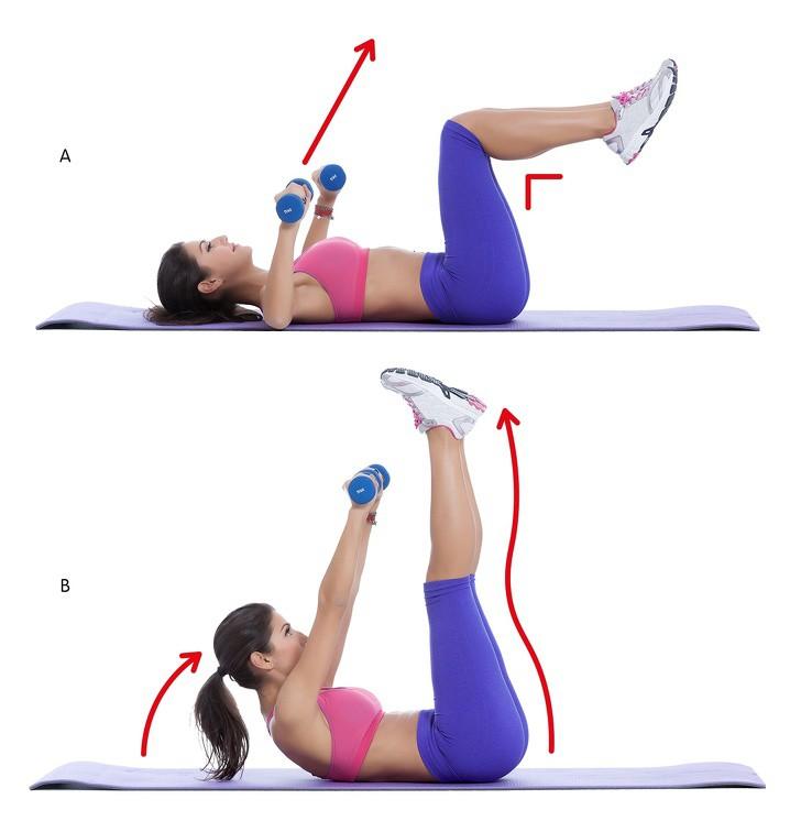 3 công dụng tuyệt vời khi kiên trì tập luyện squat3
