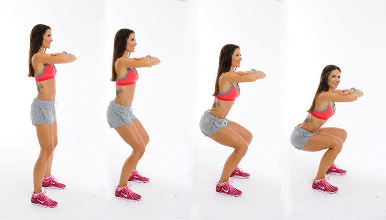 Bật mí 3 bài tập giúp cơ đùi săn chắc dành cho cô nàng lười vận động