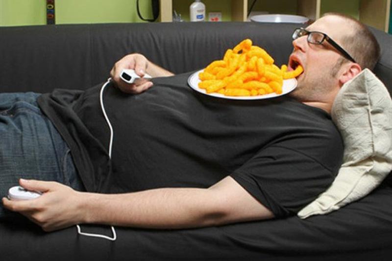 Nguyên nhân chính làm lượng mỡ mỡ bụng dưới ngày càng dày lên