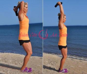 15 phút tập thể dục giảm cân hiệu quả mỗi ngày-phần 2