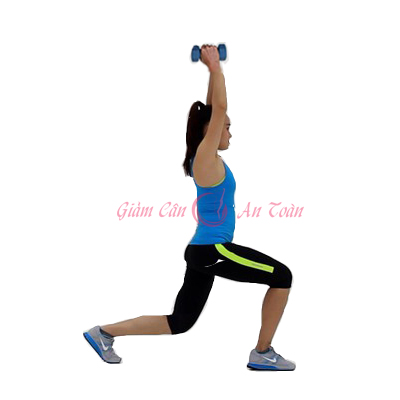 15 phút tập thể dục giảm cân hiệu quả mỗi ngày-phần 1