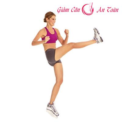 5 động tác nhảy giúp giảm béo thần tốc-p2