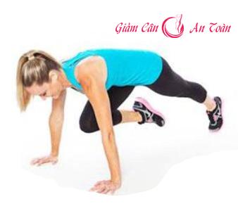 5 động tác nhảy giúp giảm béo thần tốc-phần 5