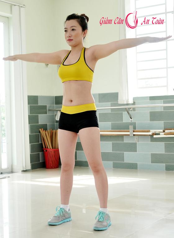 5 động tác nhảy giúp giảm béo thần tốc-phần 4