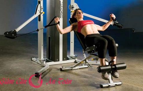bài tập giảm béo nhẹ nhàng cho đôi chân-phần 1