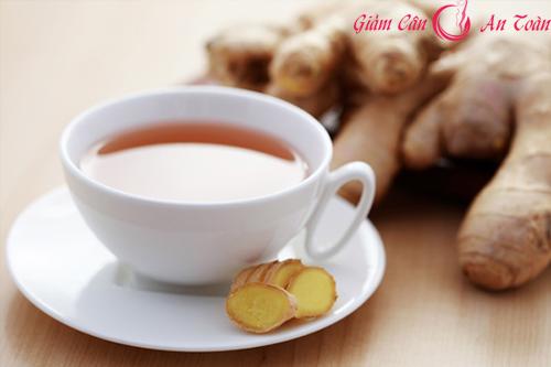 Cách pha trà gừng thơm ngon và giảm cân hiệu quả-phần 1