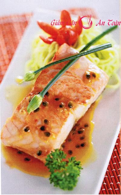 món ăn đơn giản dinh dưỡng từ cá giúp giảm cân-phần 2