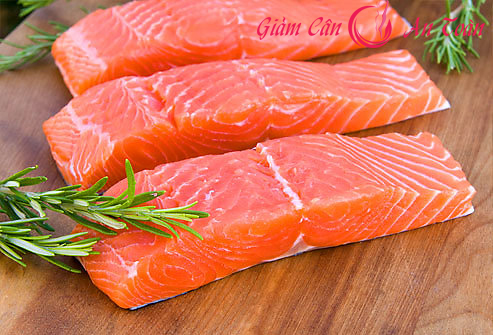 món ăn đơn giản dinh dưỡng từ cá giúp giảm cân