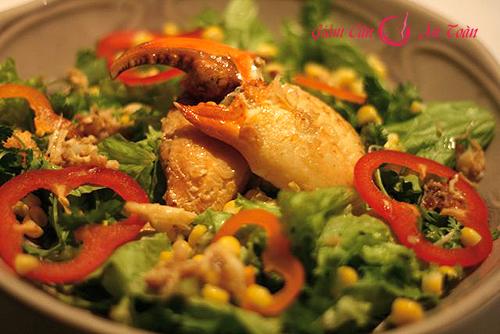 những món salad đơn giản giảm cân hiệu quả-phần 1