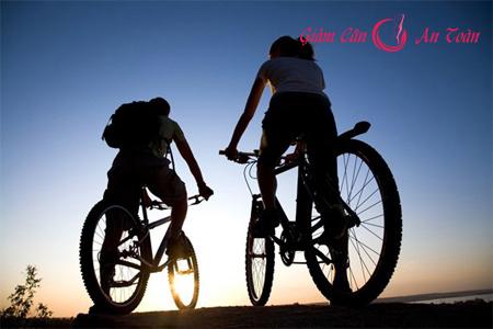 phương pháp giảm mỡ bụng hiệu quả bằng đạp xe-phần 1