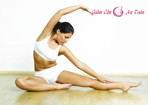 phương pháp tập yoga đúng cách để giảm cân-phần 1
