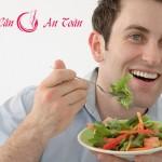Thực đơn giảm béo bụng lý tưởng cho phái mạnh