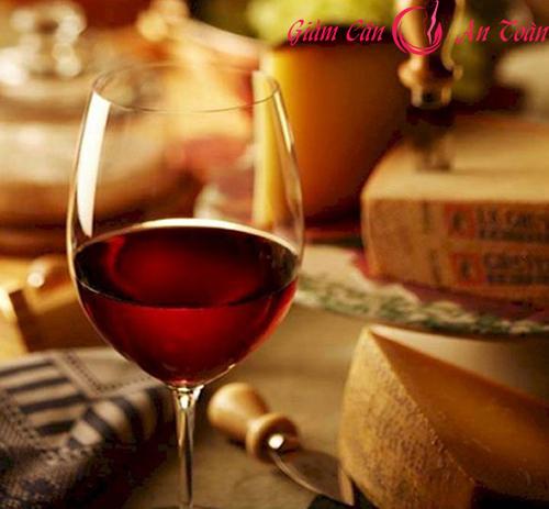 Các món ăn kết hợp với rượu vang giúp bạn giảm cân- phần 1