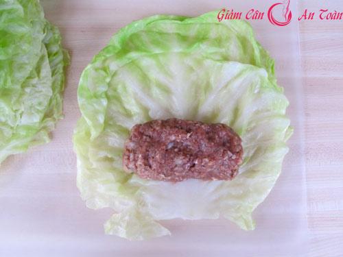 Cơm chiều thơm ngon từ bắp cải và hiệu quả giảm cân-phần 2