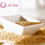 Gạo lức muối mè món ăn giảm cân cực hiệu quả