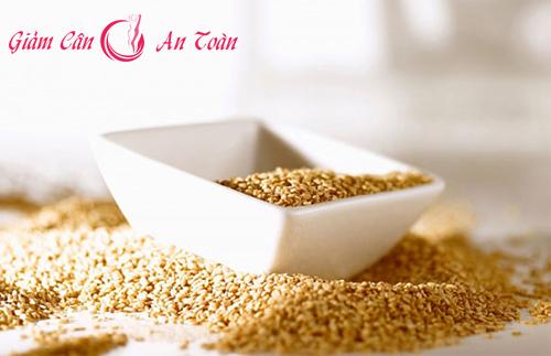 Gạo lức muối mè món ăn giảm cân cực hiệu quả-phần 2