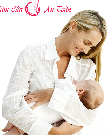 Giảm cân sau sinh bằng nghệ an toàn cho mẹ và bé-phần 1