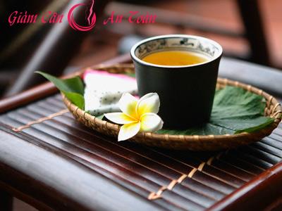 Thưởng thức trà atiso mỗi ngày giúp bạn giảm cân-phần 2