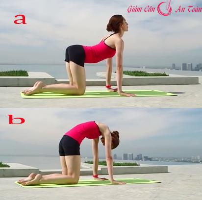 7 ngày giảm cân nhẹ nhàng cùng yoga-phần 1