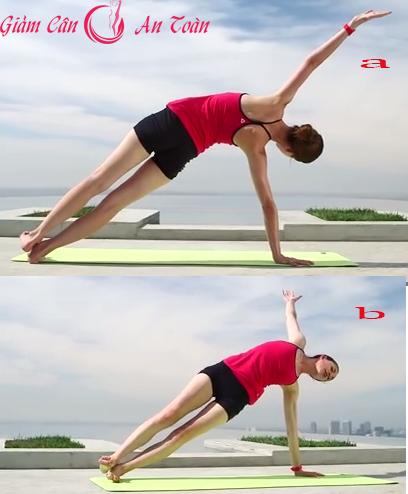 7 ngày giảm cân nhẹ nhàng cùng yoga-phần 7