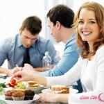 Bữa trưa dinh dưỡng cho dân công sở