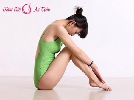 Đôi chân thon gọn với bài tập yoga-phần 4