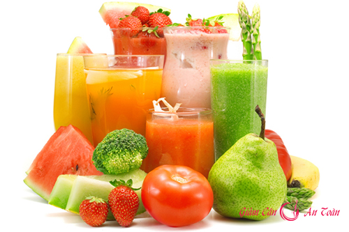 Giảm cân an toàn với trái cây-phần 3