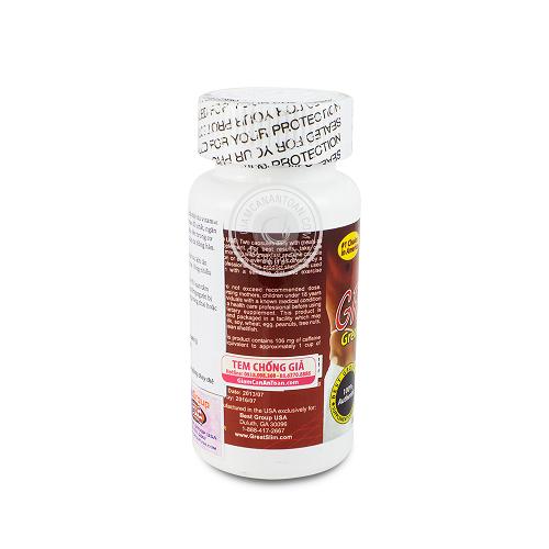 Sản phẩm được chiết xuất hoàn toàn từ thảo dược thiên nhiên
