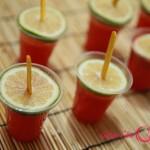 Kem dưa hấu hấp dẫn cho thực đơn giảm cân