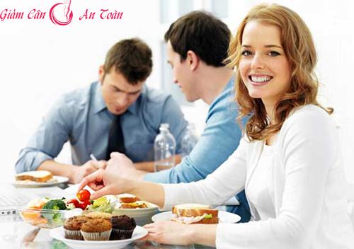 Mẹo giảm cân cho bạn gái công sở-phần 5