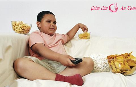 Một số nguyên nhân gây béo phì cho trẻ-phần 2