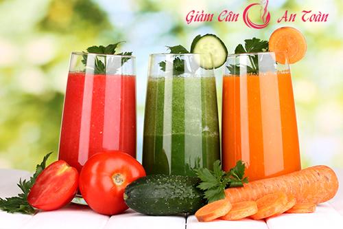 Những thức uống giảm cân đơn giản-phần 4