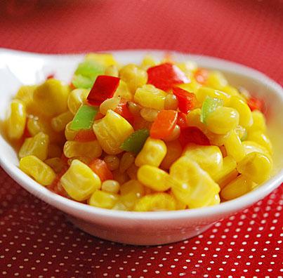 món ăn giảm cân-salad bắp ngọt và bơ-phần 1