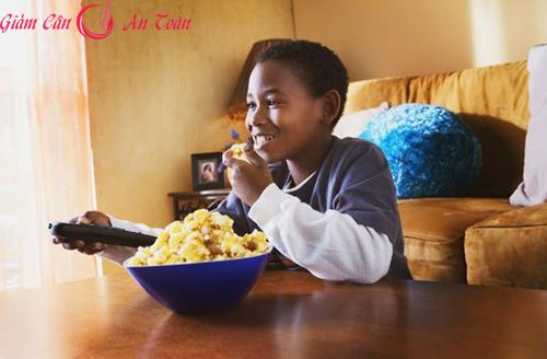 Thói quen xấu trong bữa ăn khiến bạn béo phì-phần 2