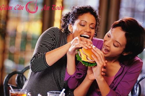 Thói quen xấu trong bữa ăn khiến bạn béo phì-phần 3