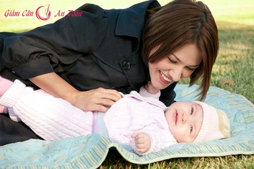 Vòng eo thon gọn cho phụ nữ sau sinh -phần 1