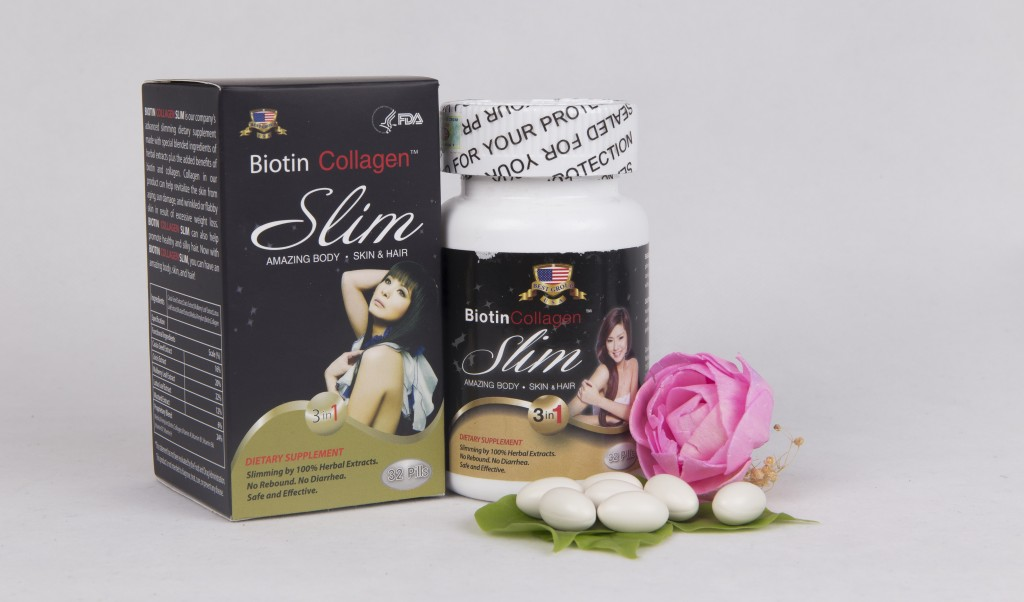 Biotin collagen slim co an toan khong
