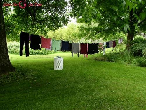 Bệnh phụ khoa vì máy giặt-phần 2