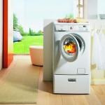 Bệnh phụ khoa vì máy giặt