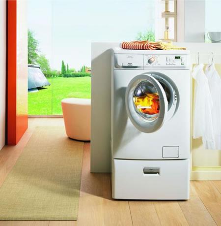 Bệnh phụ khoa vì máy giặt-phần 3