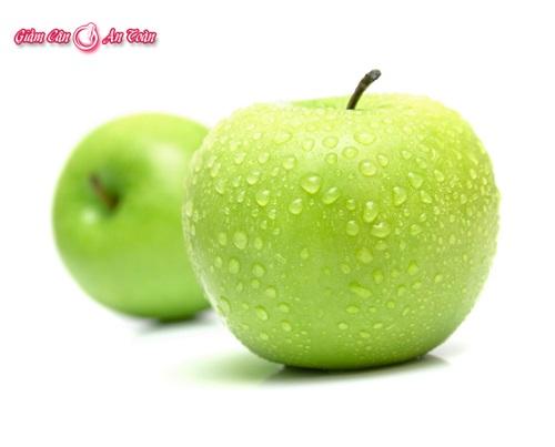Bí quyết làm đẹp hoàn hảo với táo xanh-phần 1